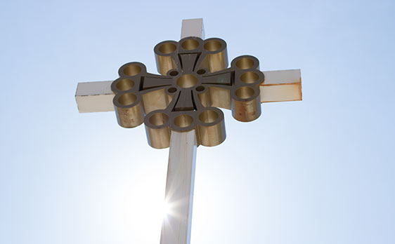 Steamboat Cross